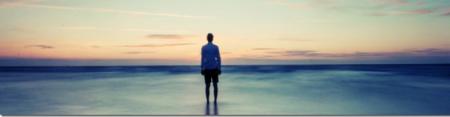 MAN on beach SOLititude